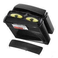 4x 6x9 Speaker Hard Saddlebags +Lid Latch For Harley Road King Electra Road Street Glide 1994 2013