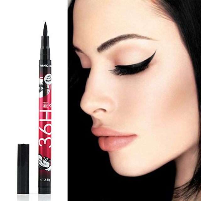 1PCS Eyeliner Pencil Pen Eyeliner Waterproof Black Eye Liner Waterproof eye Liner Women Makeup Make Up Tools Cosmetics Makeup