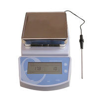 Digital Hot Plate Magnetic Stirrer Electric Heating Mixer max Temperature 300 degree
