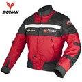 Corpo armadura de proteção da motocicleta jaquetas de corrida jaqueta de moto duhan motocross off-road da bicicleta da sujeira equitação à prova de vento jaqueta de roupas