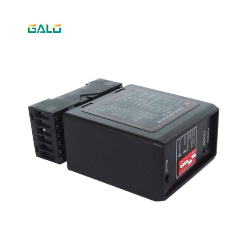 Single Channel Parking System Safety Control Circuit Detector Intelligent Automatic Opener Vehicle Circuit Detector System