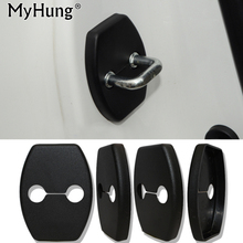 Car door lock buckle cover for Toyota Yaris Highlander Prado Prius Corolla 2007 2013 Camry 06 11,Rav4 07 12,Reiz,Vois 08 13