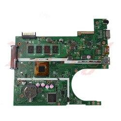 Dla ASUS K200MA X200MA laptopa płyty głównej płyta główna w N2815 DDR3 darmowa wysyłka 100% test ok