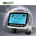 BOLLFIT tsdz2 VLCD5 LCD Display Für Tongsheng Mitte Motor Electric Bike Conversion Kit|E-Bike Zubehör|   -