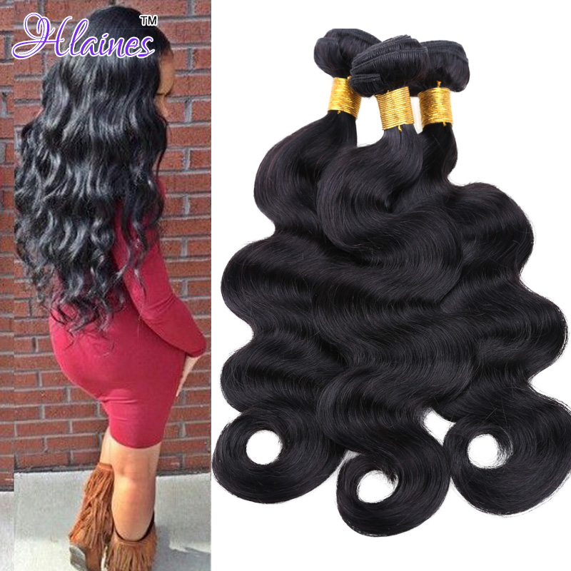 Malaysian Virgin Hair 3Pcs/Lot malaysian Body Wave malaysian Human Hair Weaves Bundles malaysian Virgin Hair Body Wave