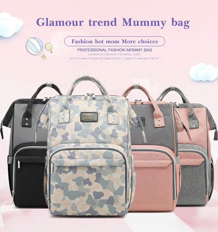 Mom and baby bag