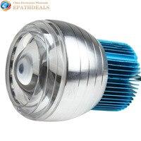 פרו U3 30 W LED אופנועים פנס האוניברסלי AC 12-80 V מלאך ראש אור מנורת Chramatic פנימי בעין בערפל/לילה