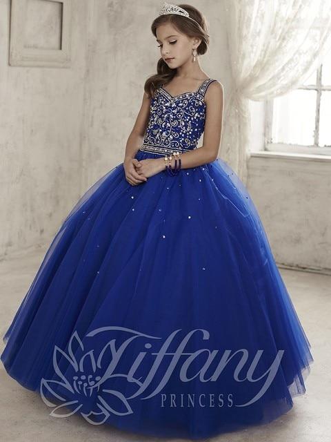 Robe pour mariage bleu roi