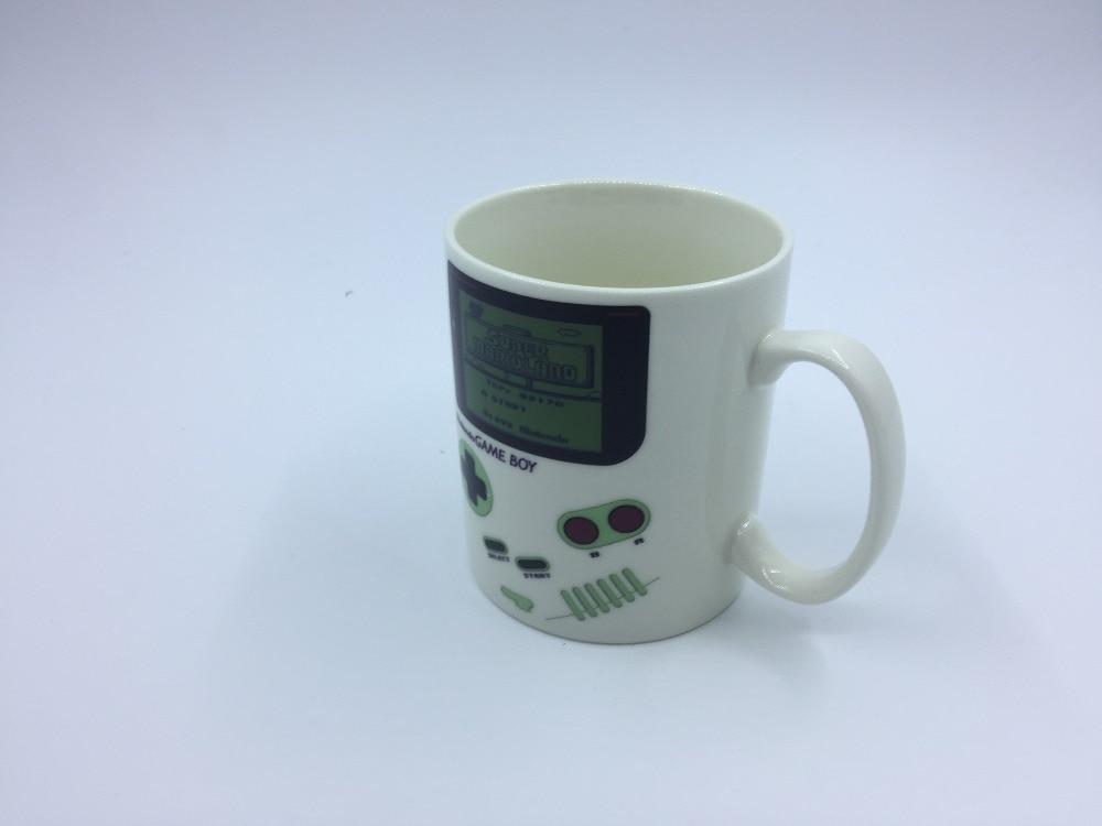 Creative Game Fun Cup for Kids Change Mug Ceramic Coffee Tea Mug Personalized