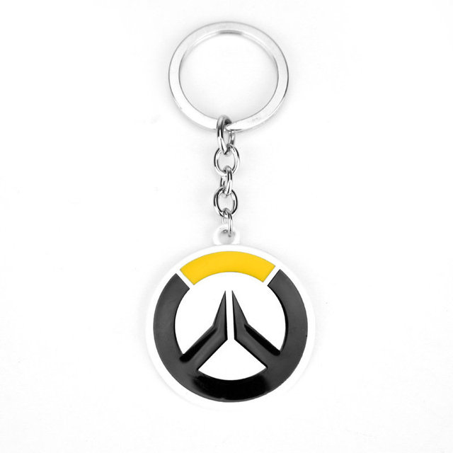 The Symbol Of Overwatch Trinket Keychain Keyring Cool Gifts For