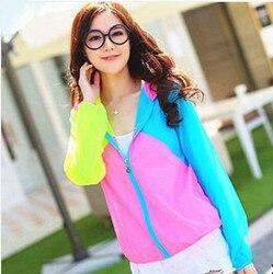 Women hooded coat sun protect font b transparent b font clothing beach thin outerwear turn down.jpg 250x250