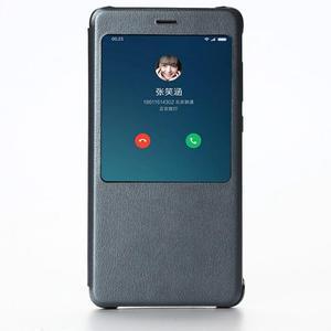"Image 2 - Xiaomi redmi note 4 original, capa de couro pu de 5.5 ""redmi note 4x, redmi note4 prime capa do telefone do note4x pro"