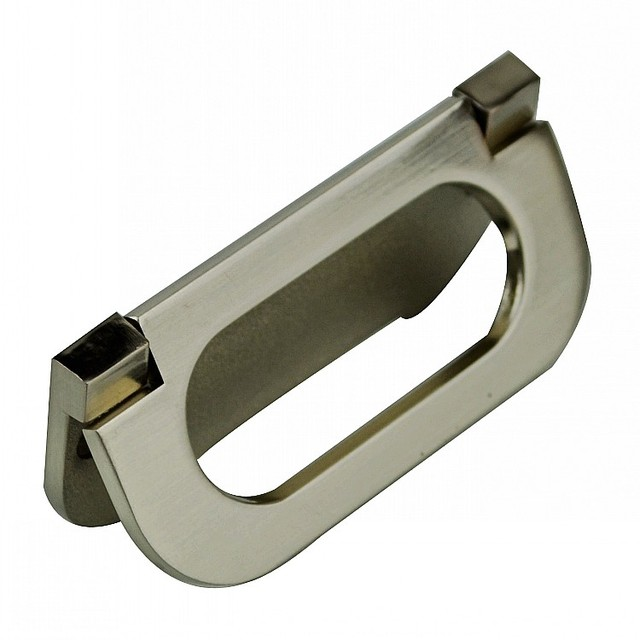 View Of The New Flat Pull Handle Pull Knob Drawer Handle Door Pull Ring  Furniture Dark