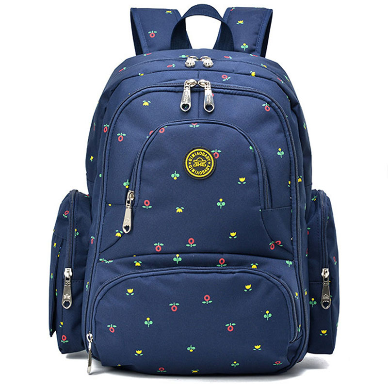 Fashionable Large Capacity Diaper Bag Multifunctional Mummy Backpack Nappy Bag Baby Diaper Bags For Outdoor Mommy Maternity Bag