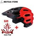 9 цветов внедорожный велосипедный шлем все-terrai MTB велосипедный спортивный защитный шлем супер горный велосипед велосипедный шлем BMX 54-62 см