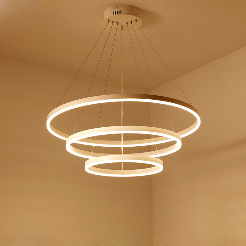 Modern Ring Led Pendant Light Fixture With Remote Control Kitchen Dining Room Loft Style Hanging Lamp Lustre Decor Home LightingModern Ring Led Pendant Light Fixture With Remote Control Kitchen Dining Room Loft Style Hanging Lamp Lustre Decor Home Lighting