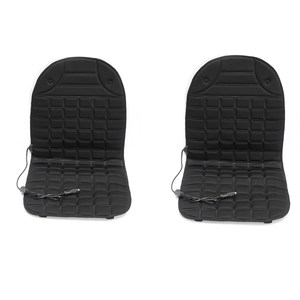 Image 1 - 12V Heated Car Seat Cushion Cover Winter Household Cushion Heated Seat Cushion Seat Heater