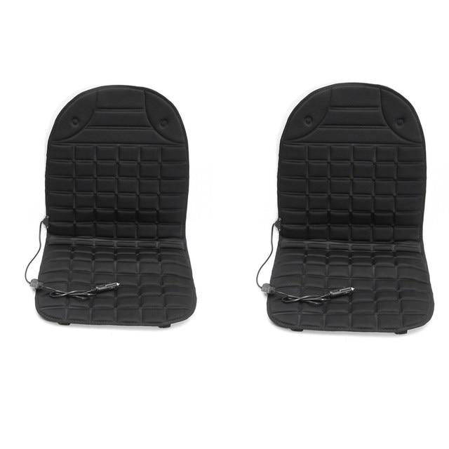 12V Heated Car Seat Cushion Cover Winter Household Cushion Heated Seat Cushion Seat Heater