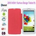 7 Pulgadas de Cuero holeter 3G Llamada de Teléfono Android Tablets Pc WiFi GPS Bluetooth tablet pc Tarjeta SIM tablet pc 7 8 9 10 10.1 pulgadas
