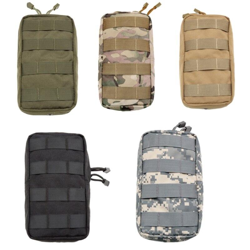 Открытый Отдых сумки медицинская Наборы армии аптечка Открытый аптечка
