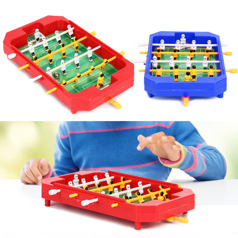 Football Champions Table Board Game train your 4+ kid with this educational toy air suspended game of football on a court-like