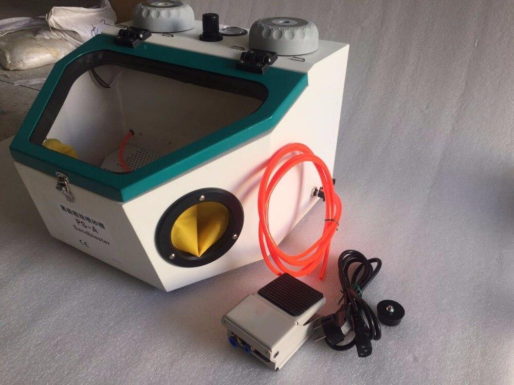 Universal Sandblaster sand blasting machine, jewelry Machine, Jewelry Making Tools and Equipment ust cleaner цены онлайн