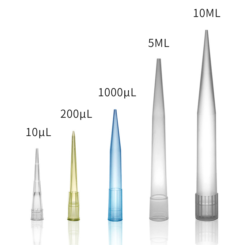 10ul 200ul 1000ul 5ml Pipette Micropipette Tip For Eooendorf Gilson Brand Dlab