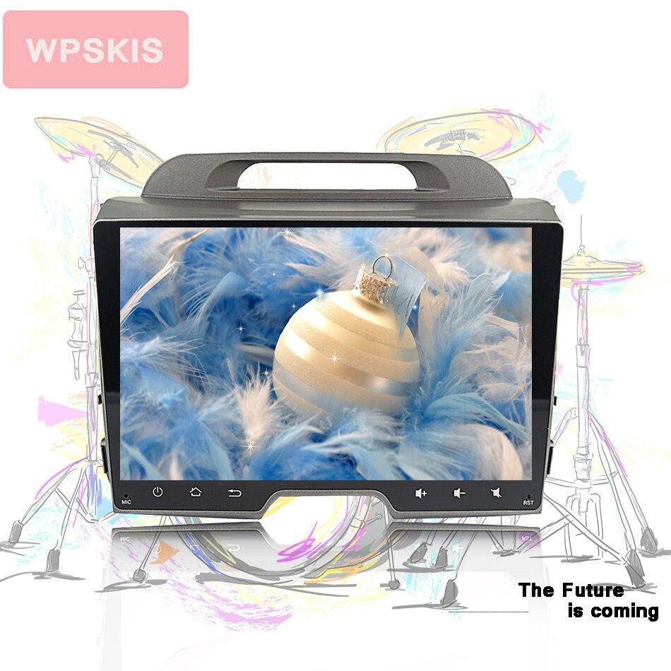 Мультимедийная система Android 10,0, 4 + 64 ГБ, ips, видео, gps, Восьмиядерный процессор, sim-карта для KIA Sportage, Gps, 4g, wifi, аксессуары, dvr, головное устройство