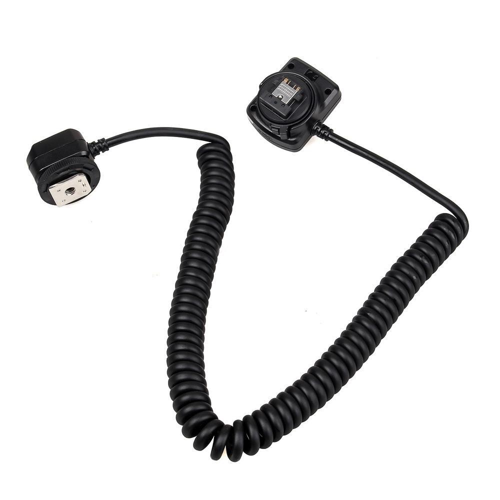 Meike MK-FA02 3 M 10Ft 118 Pouces TTL Off Caméra MI Multi Interface Hot Shoe Flash Sync Câble Cordon Pour Sony Speedlite Sony