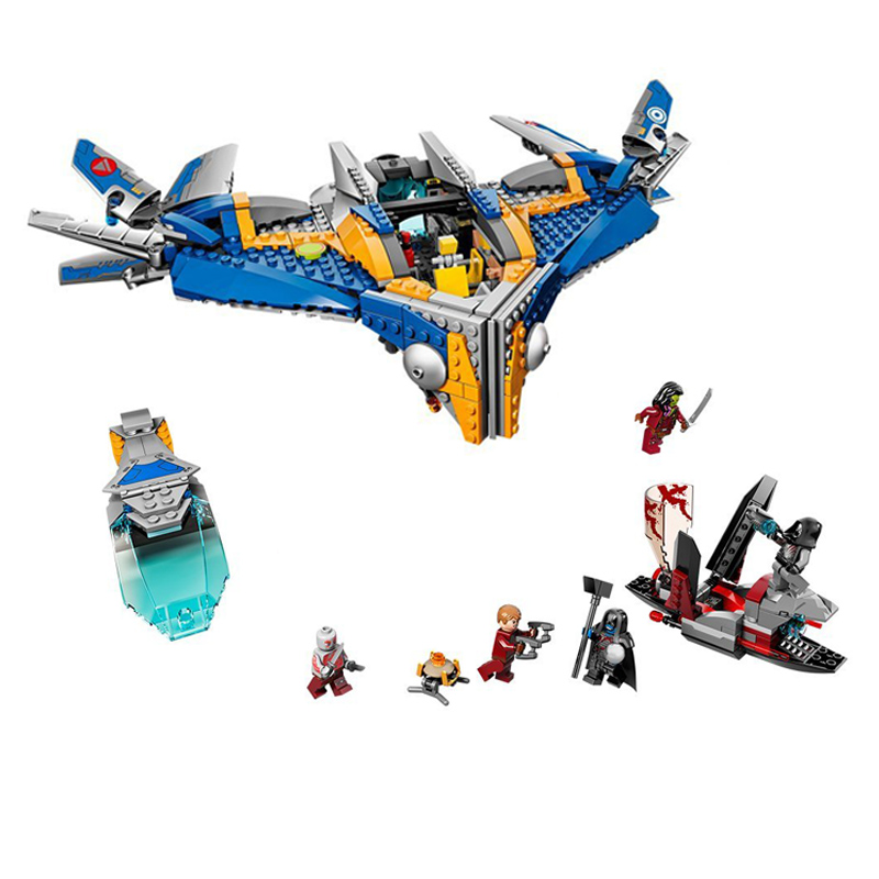 Pogo Lepin Decoll Guardians Of Galaxy Super Heroes BL10251 Marvel Avengers Building Blocks Bricks Toys Compatible With Legoe