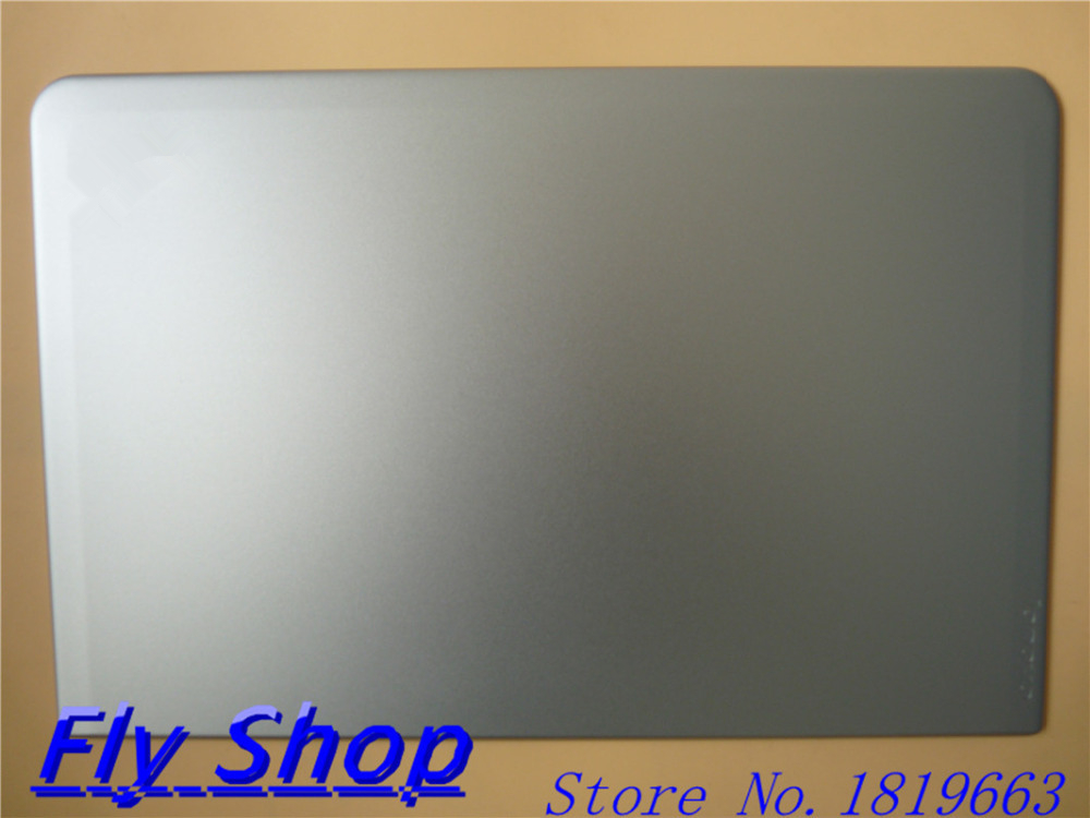 New/Original For lenovo thinkpad ibm s531 s540 with logo Lcd Back Cover Non-Touch AM0XY000800 new original for lenovo thinkpad s5 s531 s540 lcd rear lid back cover top case black 04x1675 non touch 04x5206 touch