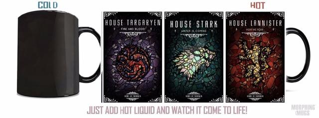 Magical Game of Thrones Tea Mugs