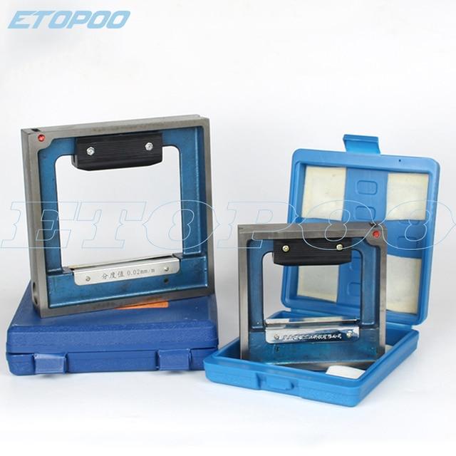 High precision 0.02mm/m 100/150/200/250/300mm frame level meter frame level instrument Measuring tools 1