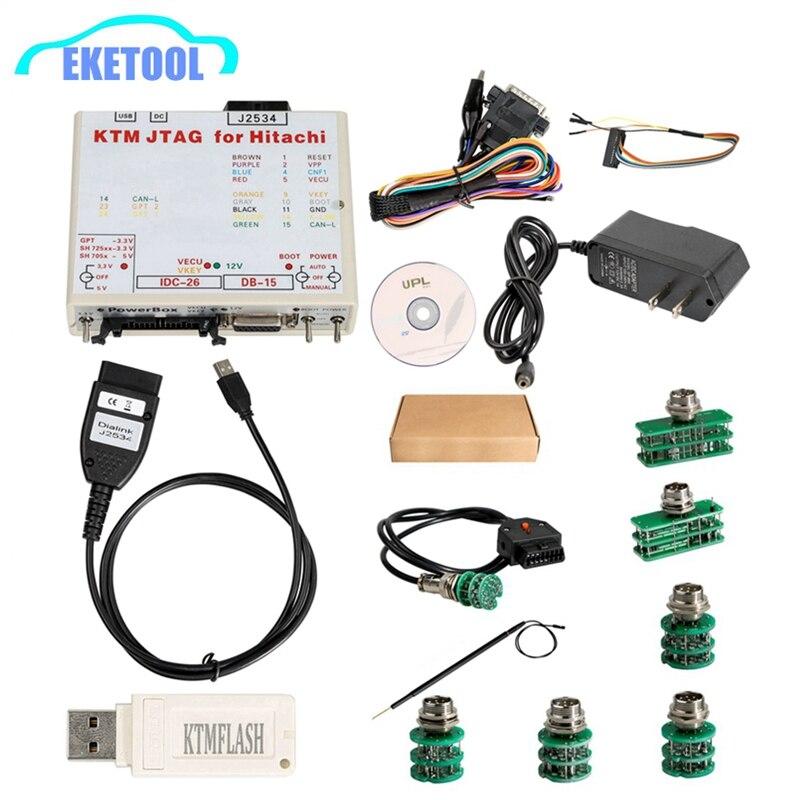 KTMFLASH ECU Mise À Niveau de Puissance Outil Programmeur & ÉCUS Transmission V1.1.94 KTM Flash Nouveau DiaLink J2534 Câble Soutien 271 MSV80 MSV90