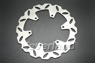ФОТО Hot sale Motorcycle Rear Brake Disc Rotor for Suzuki RM 125 250 DRZ SM 400 99-09 Drop ship  C30