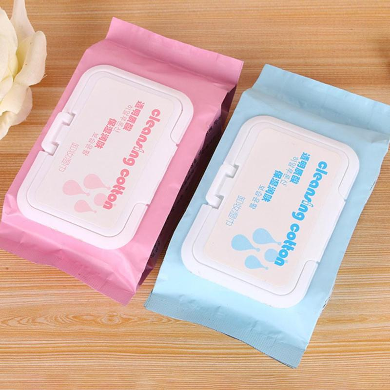 25pcs/box Makeup Cleansing Ultrasoft cotton Makeup Remover cleanser makeup remover wipes deep cleansing Cotton clean Pads Z3