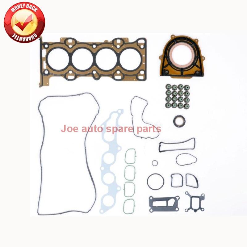 Q7DA QQDA QQDB moteur complet kit de joint pour Ford FOCUS II C-MAX C MAX CMAX 1.8L 1798CC 2004-50290000