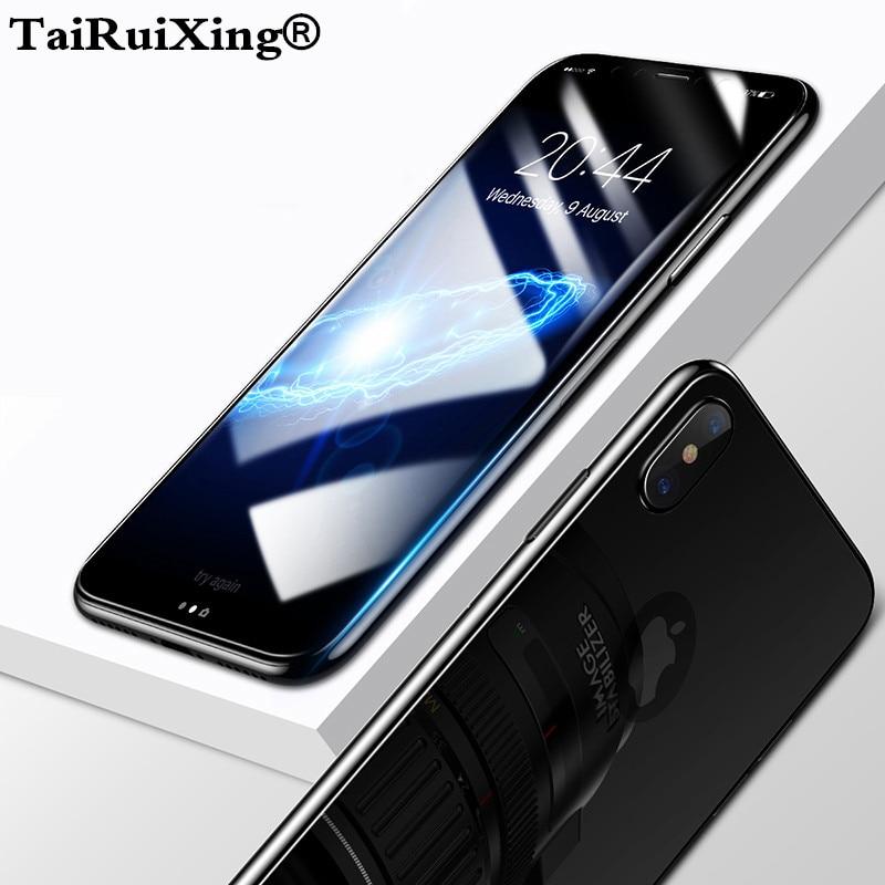 Anti-scratch Ultra-thin Tempered glass Screen protector For Sony Xperia XZ1 XZ2 XZ3 X Compact XA XA1 XA2 XA3 Ultra L1 L2