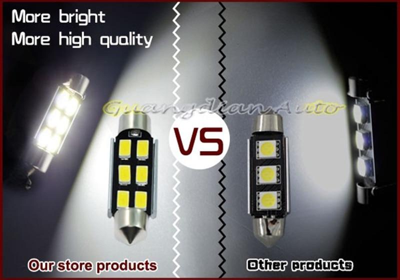Auto Led Lampen : Tcart stücke freies verschiffen fehlerfrei auto led lampen auto
