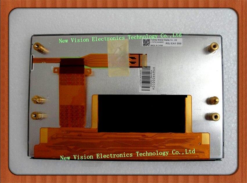 LT070CA04800 LT070CA04900 LT070CA04B00 LT070CA04500 Original 7 inch LED LCD Display Module Replacement for Car GPS Audio