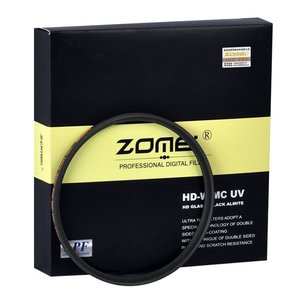 Image 1 - ZOMEI Camera Filter Ultra Slim HD MC UV filtro 40.5/49/52/55/58/62/67/72/77/82mm 18 Layer Multi Coating For Canon Nikon Sony