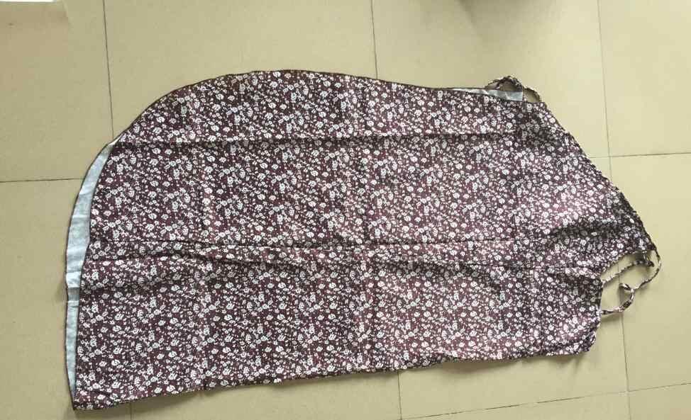AliExpress imprimer BLK658 robe pour femmes 2019 Explosion mode petite sangle florale robes longues vêtements robes BLK658