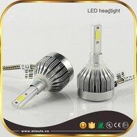 Big Promotion Xenplus H7 LED Car Headlights Kit H4 H13 H1 H11 9007 Light Bulbs Automobiles Headlamp C1 6000K White light 12V