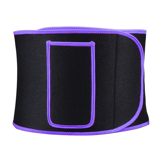 Men woman Adjustable training Waist Support Fitness Belt Sport Protection Back Absorb Sweat Fitness Sport Protective Gear 3