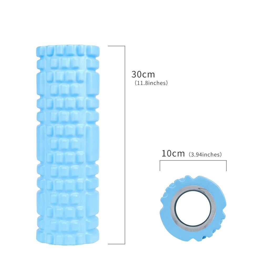 Column Yoga Block, Fitness Equipment, Foam Roller Fitness Gym, Exercises Muscle Massage 3