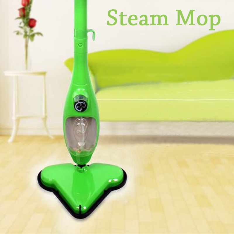 Steam Mop Steam Cleaner 220V/110V Multi-functional Steam Cleaner For Cleaning Household High Temperature Triangular Cleaner