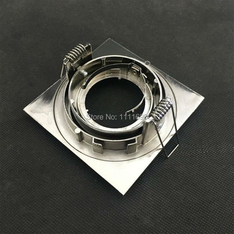 քառակուսի ճկուն մետաղական քրոմի - Լուսավորության պարագաներ - Լուսանկար 6