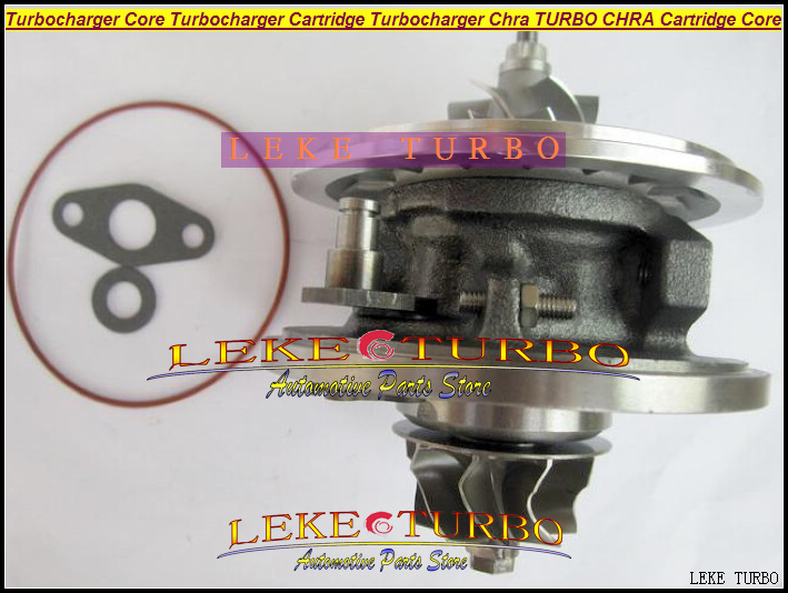 Turbo cartridge CHRA Core BV39 54399880022 54399700022 54399880017 For AUDI A3 VW Superb Altea Caddy 03-09 BJB BKC BXE 1.9L TDI turbo charger turbo core for audi a3 1 9 tdi 105hp car turbo cartridge chra bv39 54399880022 54399880020