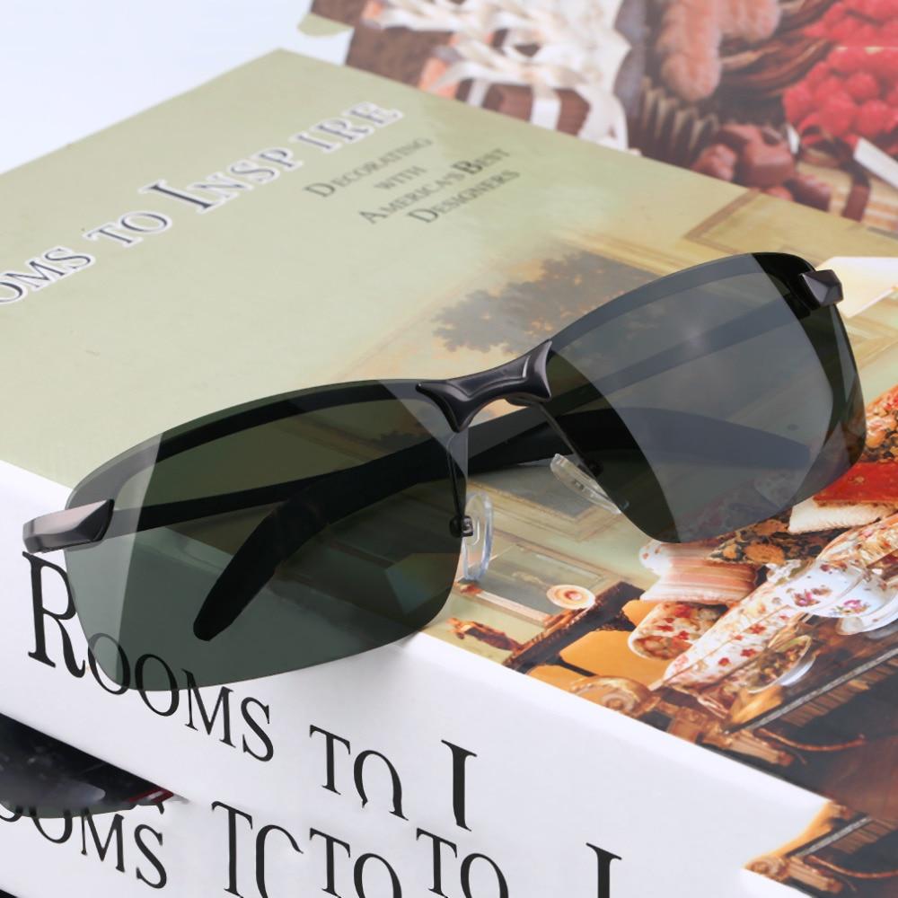 New Night Vision Polarized Sunglasses Glasses voor Outdoor Driving - Visvangst - Foto 1