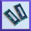2 GB 2x1 GB PC2 4200 DDR2 533 533 Mhz SO-DIMM de 200 PINOS Laptop ddr2 2G Notebook Memória RAM Frete Grátis!!!